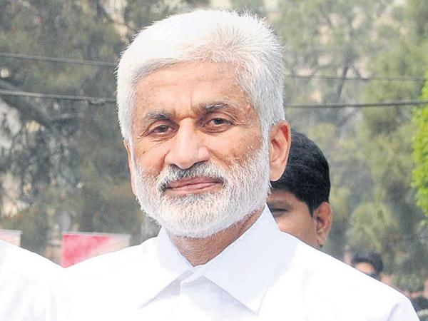 Vijayasai Reddy pointed out a key element through a private bill - Sakshi