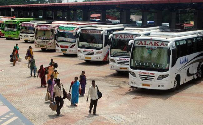 Today Motor Vehicles Strike All India - Sakshi