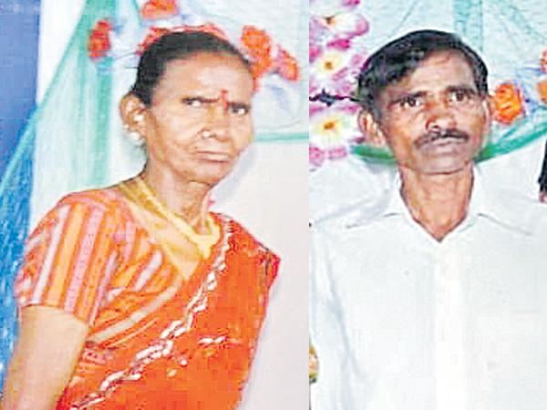 Three people was burned alive - Sakshi