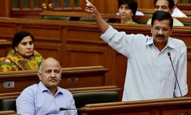 Uproar in House as BJP MLA makes objectionable remarks - Sakshi