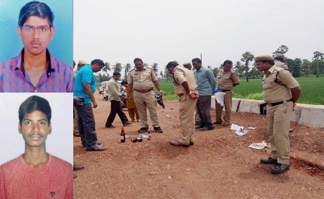 Two Young Friends Died On Friendship Day Drunk Alcohol West Godavari - Sakshi