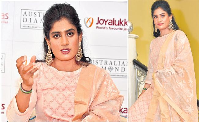 mithali Raj Special Interview On Her Wedding And Jewellery - Sakshi