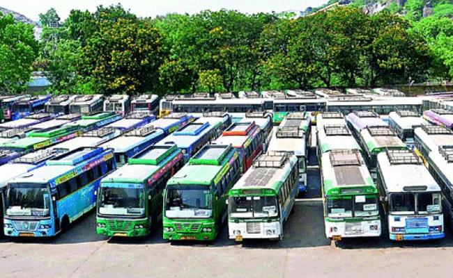 RTC Busses And Private Vehicle Services Unlikely To Be Affected - Sakshi