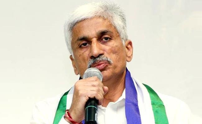YSRCP Should Not Give Support To BJP In Rajya Sabha Deputy Chairman Elections - Sakshi