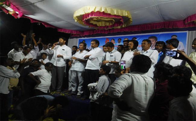 Avinash Reddy Talk About Kadapa Politics - Sakshi