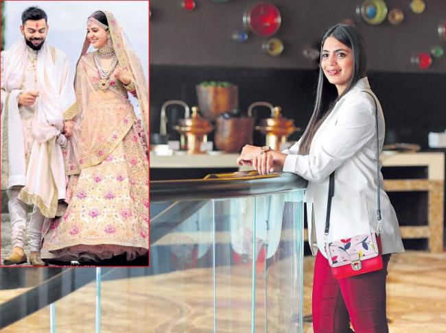 Special story to Wedding Planner devika narain - Sakshi