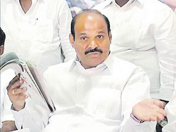 Parthasarathy comments on Polavaram - Sakshi