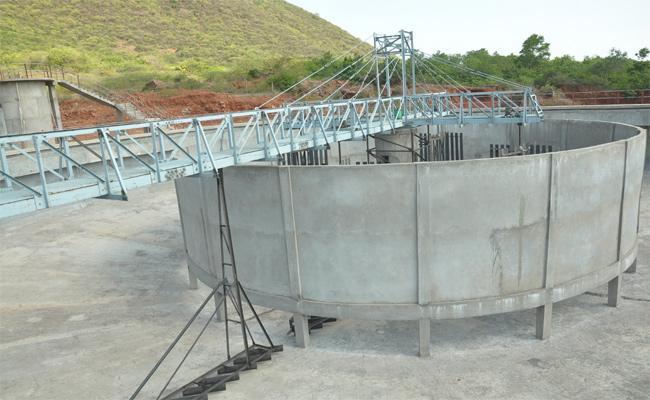 Green Signal For Drainage Water Filter Visakhapatnam - Sakshi