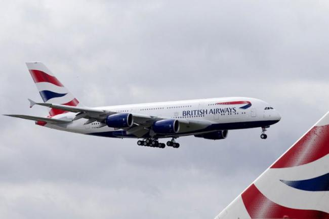 British Airways Deplanes Indian Family Over 'Crying' 3-Year-Old - Sakshi