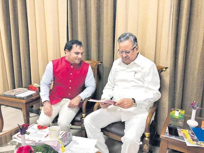 Pulsus expansion to Chhattisgarh - Sakshi