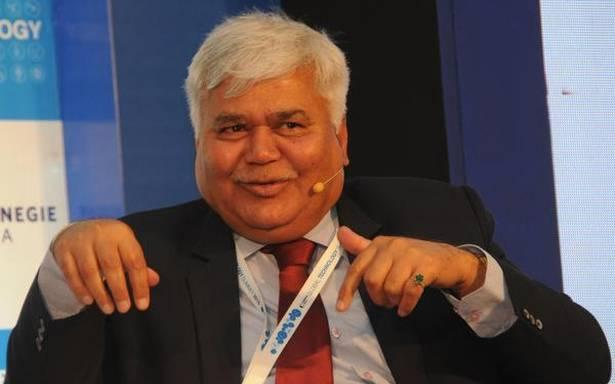 RS Sharma re-appointed as TRAI chairman until September 2020 - Sakshi