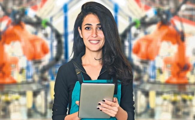 Technology Effect On Jobs - Sakshi