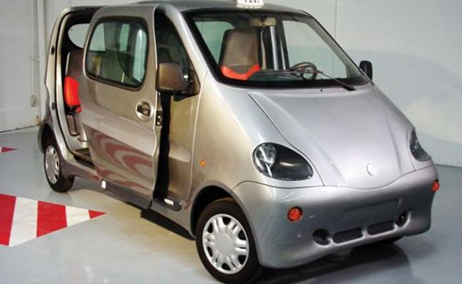 Compressed Air Cars  - Sakshi