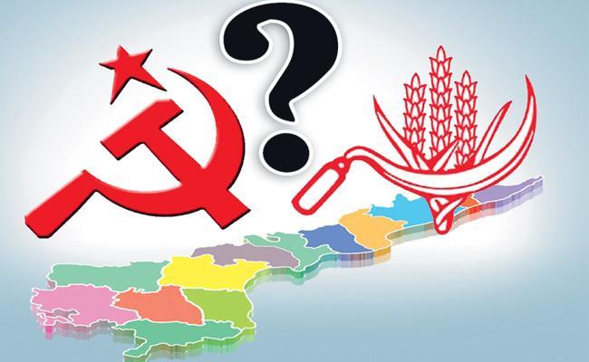 Guest Columns On Communist Parties Political Future In AP - Sakshi