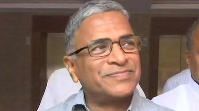 Rajya Sabha New Deputy Chairman Harivansh Narayan Singh - Sakshi