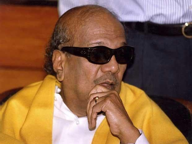 Karunanidhi helped fund a school and library in Mumbai 35 years ago - Sakshi