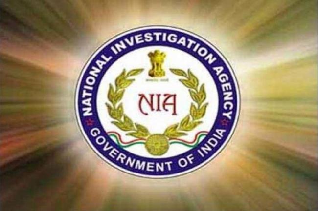 NIA raids ISIS suspects, intel suggests - Sakshi