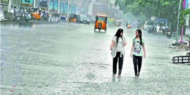 Southwest monsoon to pick up pace in state, - Sakshi