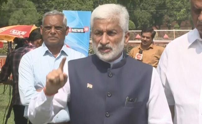 YSRCP Did Not Support To BJP And Congress In Rajya Sabha Polls - Sakshi