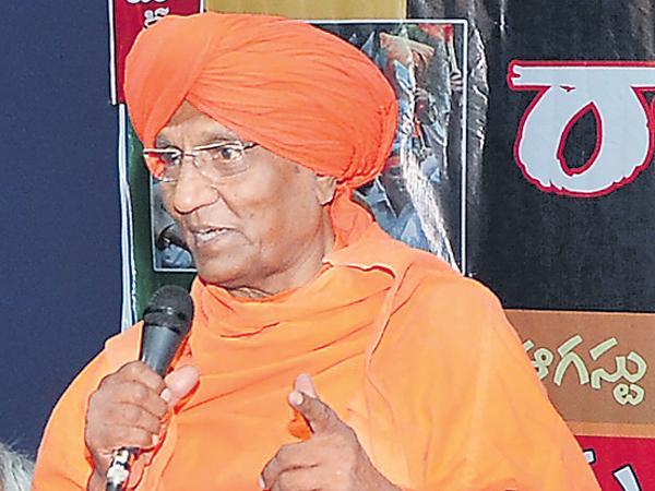 Swami Agnivesh comments on BJP Govt - Sakshi