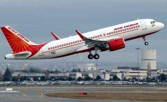 Drunk Man Urinates On Woman Passengers Seat In Air India Flight - Sakshi