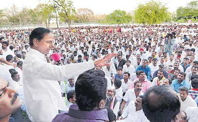 Telangana CM KCR Succes In Administration - Sakshi
