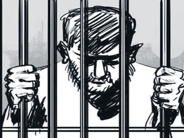 Jail for bank manager - Sakshi