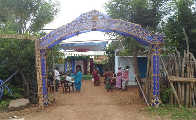 Bridegroom Arrested Over Illicit Affairs Issue - Sakshi