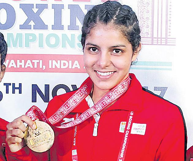 Boxing: Sakshi Choudhary clinches world youth crown with clinical win
