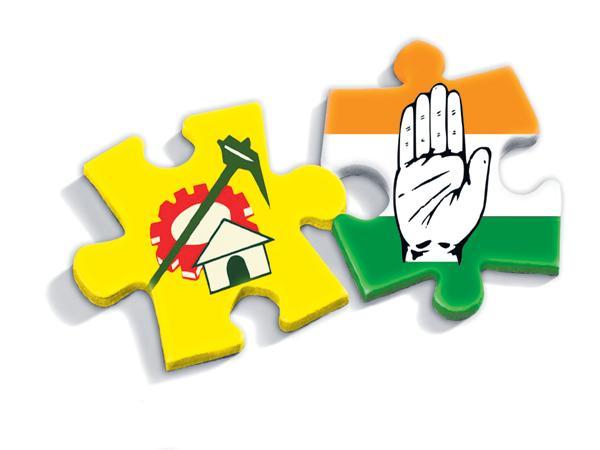 TDP and Congress alliance finalized? - Sakshi