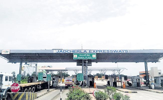 Toll Gate Prices Hiked On National Highways - Sakshi