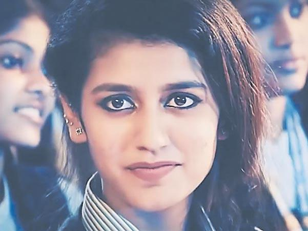 Supreme Court quashes FIR against Malayalam actress Priya Varrier - Sakshi