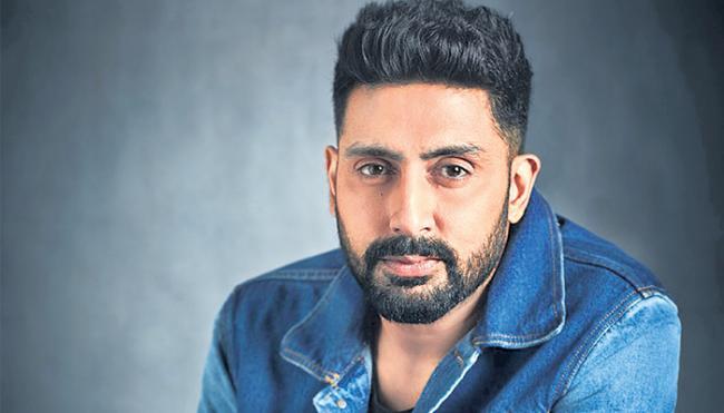 Special chit chit with bollywood hero abhishek bachchan - Sakshi