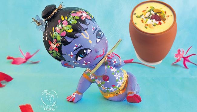 Special story to Sri Krishna Janmashtami Sweets - Sakshi