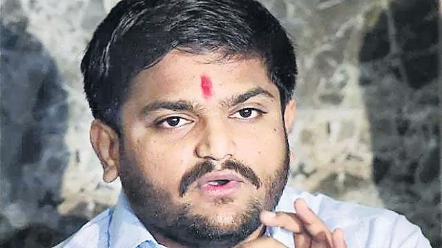 Patidar reservation as Hardik's fast enters day 7 - Sakshi