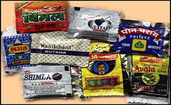 Gutka And Khaini Sales In YSR Kadapa - Sakshi