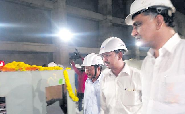 Minister Harish Rao Says We Work For People - Sakshi