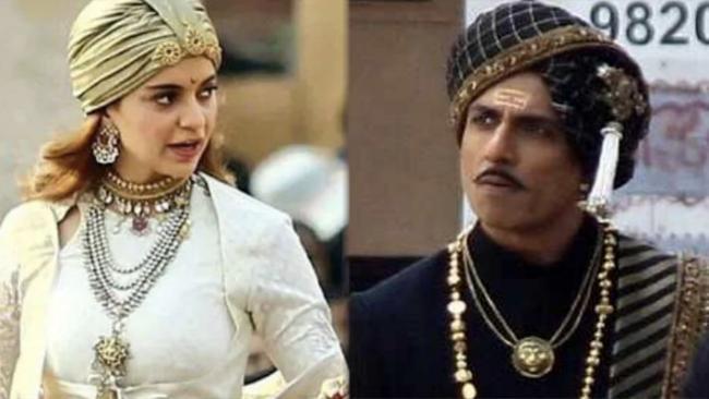 Kangana Ranaut  Said Sonu Sood Refused To Work Under A Woman - Sakshi
