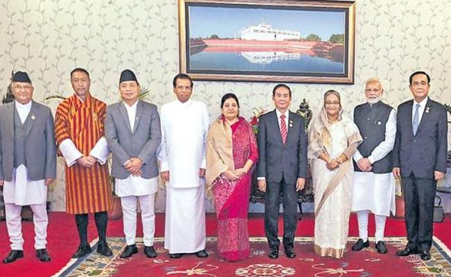 Bimstec Summit Completed On Friday - Sakshi
