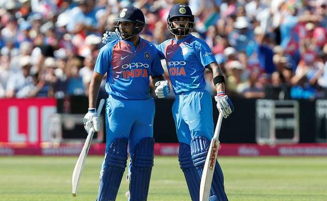 Virat Kohli Rested From Asia Cup And Rohit Captain - Sakshi