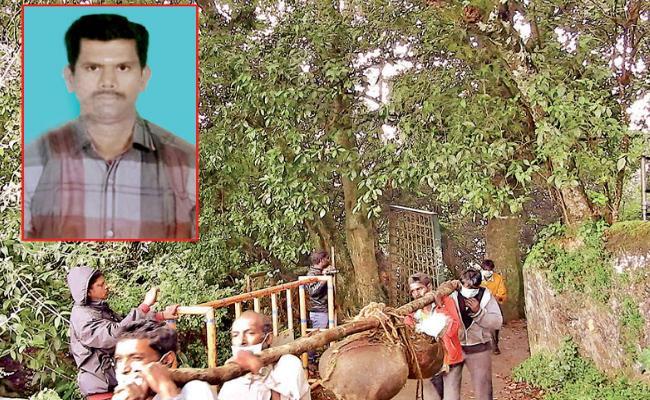 Fornication Murder In Tamil Nadu - Sakshi