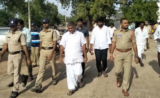 Remand To Peddareddy Anantapur - Sakshi