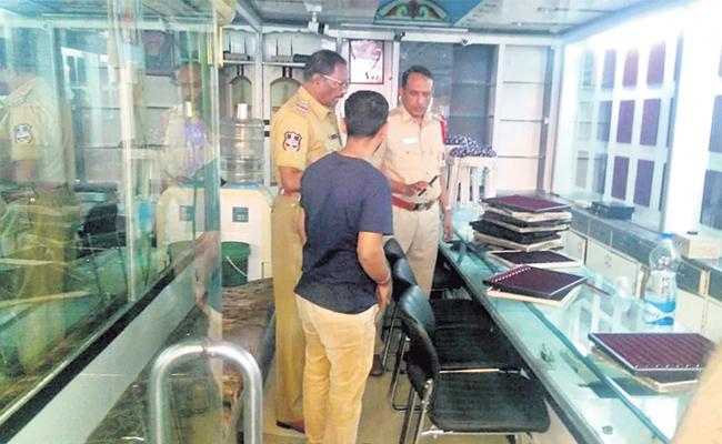 Robberies Increasing In Patancheru Industrial Area - Sakshi