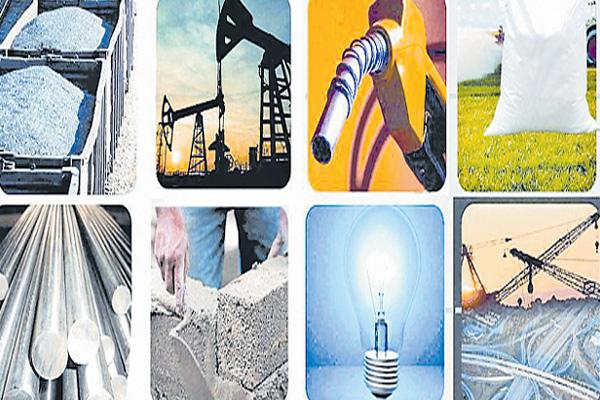 The basic industrial sector growth is good in July - Sakshi
