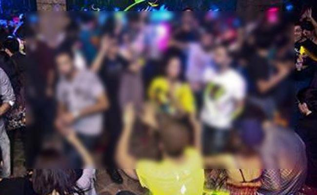 Rave Party In Old City hyderabad - Sakshi