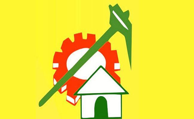 TDP Leaders Fight For Funds Kavali PSR Nellore - Sakshi