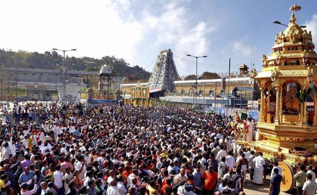 Please Send Srivari rare pictures, appeals TTD - Sakshi