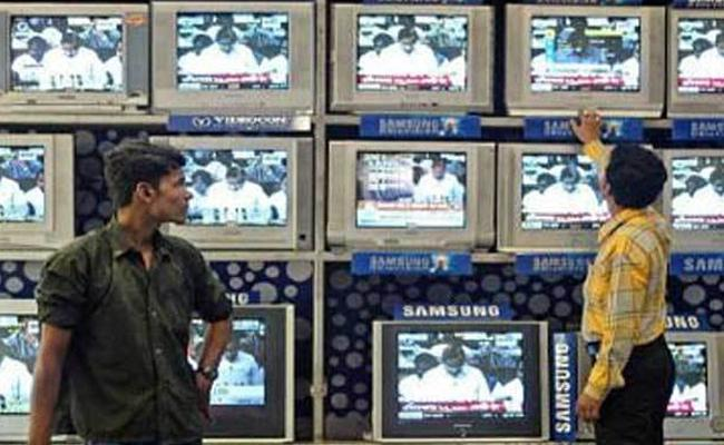 Television Are Increasing In India - Sakshi
