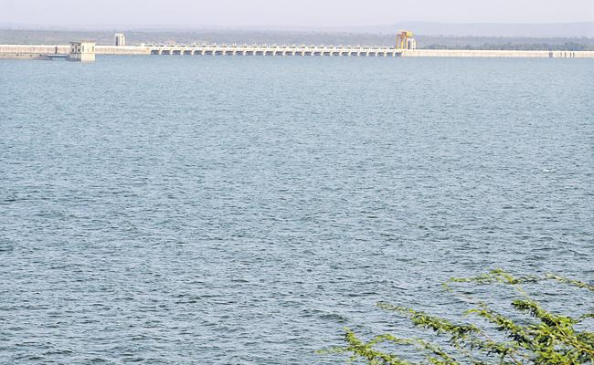 Nagarjuna Sagar Dam Is Almost Fill Up - Sakshi