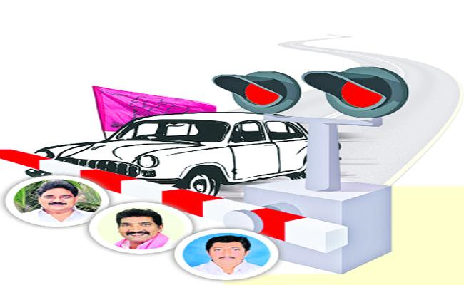 KCR Assembly Constituency Candidates Announced Unhappy Khammam - Sakshi
